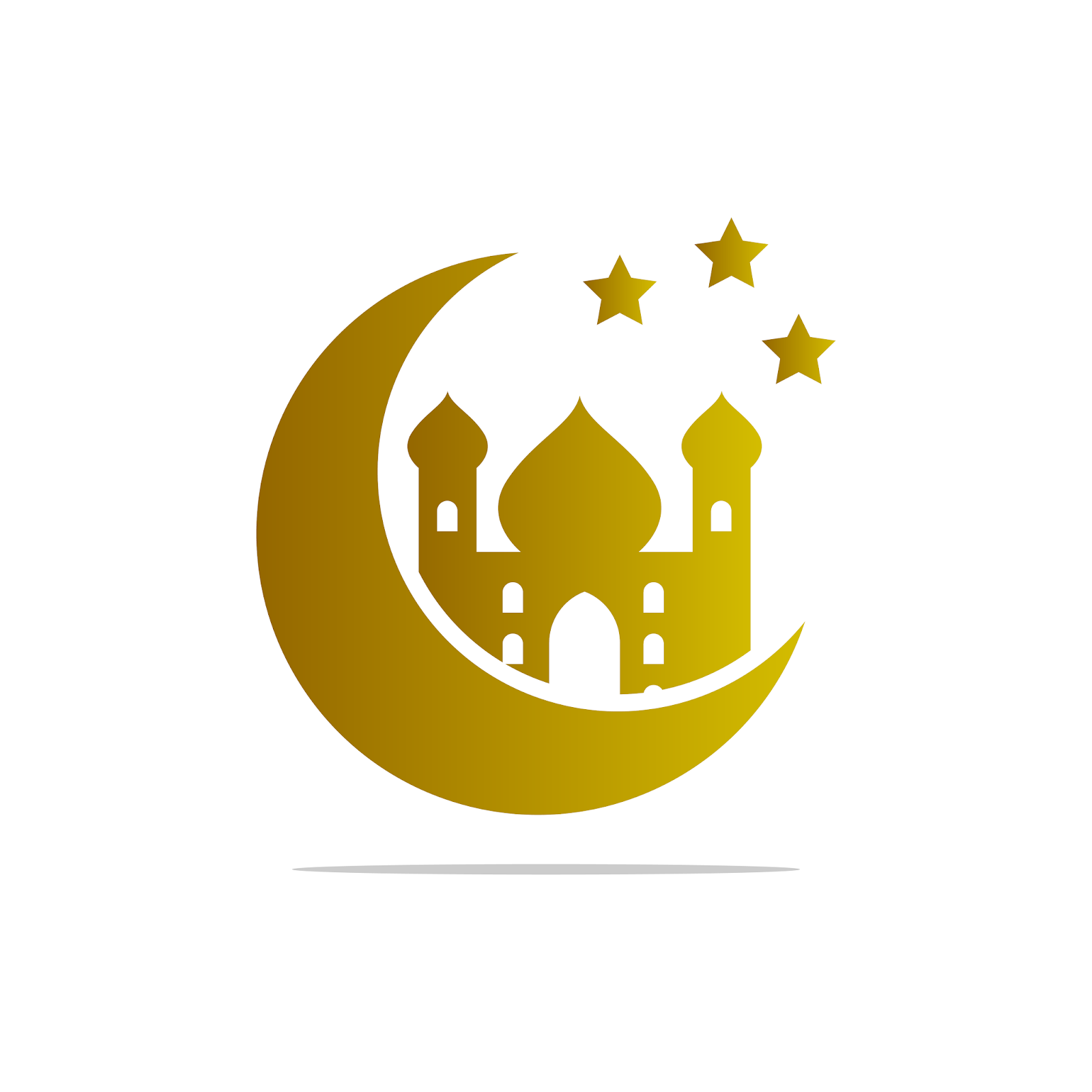 Simple Mosque Logo 01